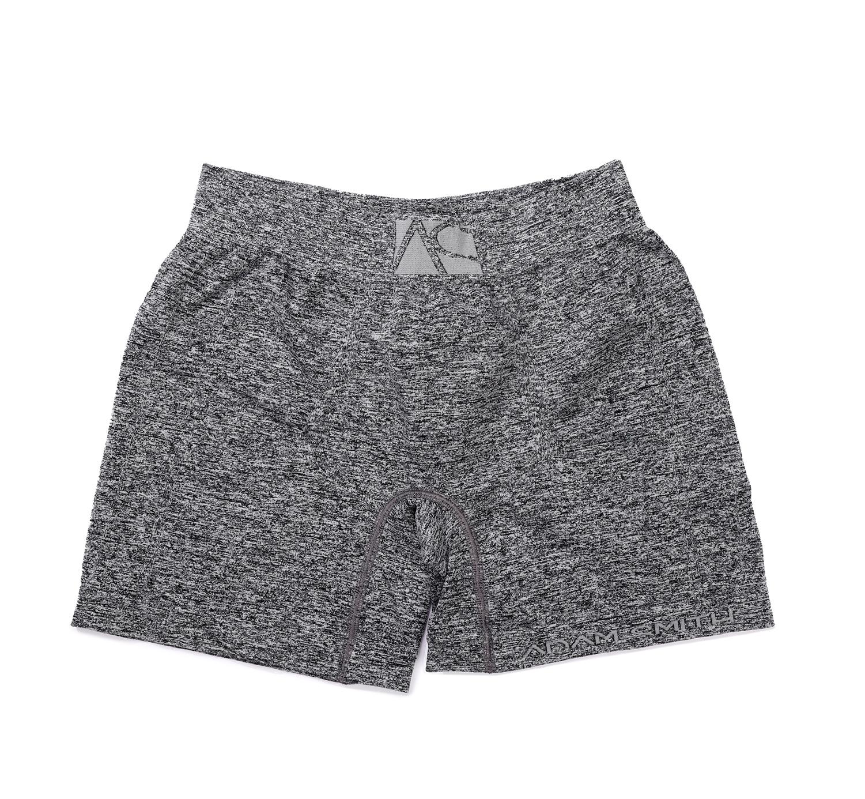 Adam Smith underwear - Seamless Best Trunks Grey Muline
