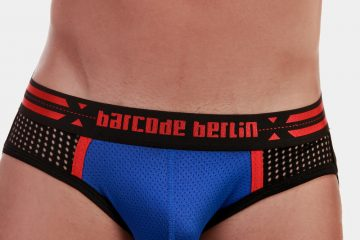 Barcode Berlin - Jock Gav Royal Blue