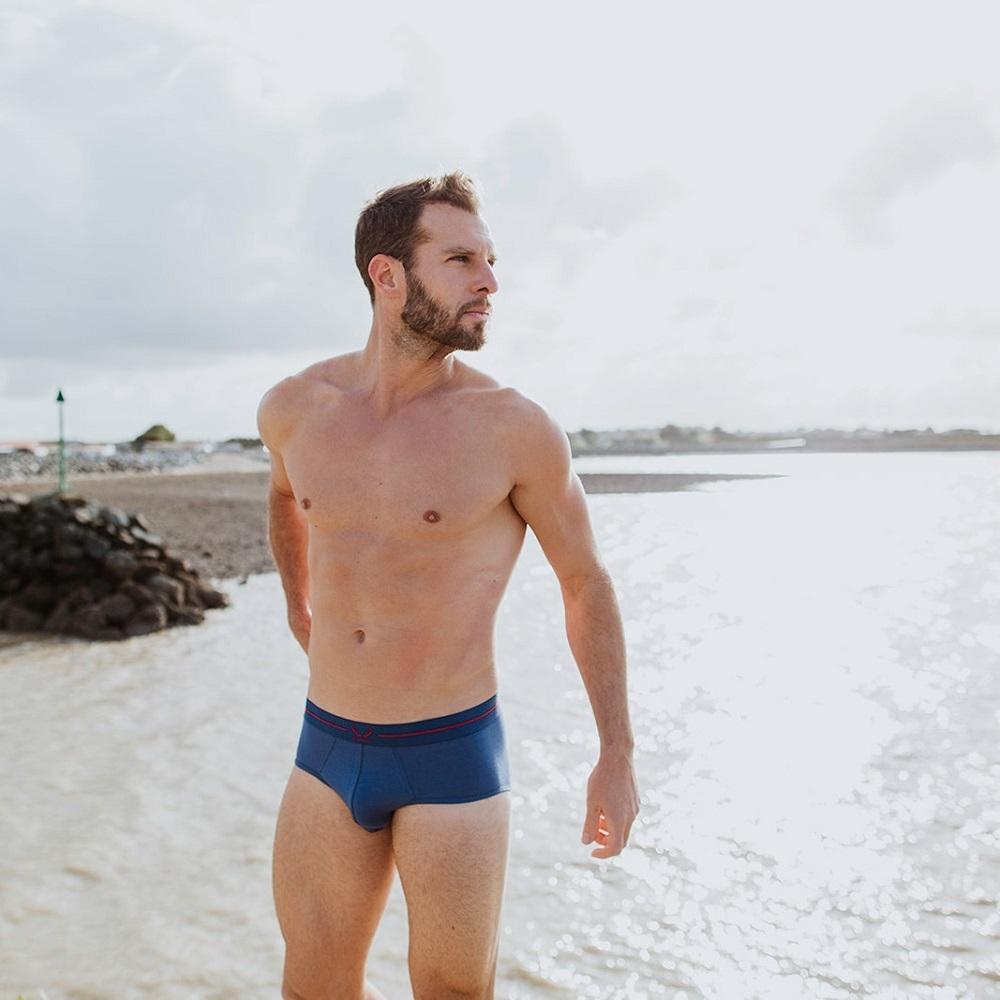 Bluebuck underwear navy-blue-recycled-mens-brief