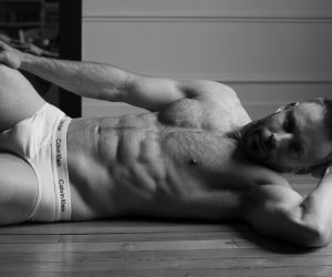 Model Eric by Monsieur Kay - Calvin Klein underwear