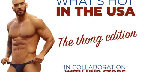 What is hot in the USA - The Thong edition