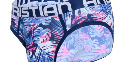 Andrew Christian underwear Palm Beach Brief w_ Almost Naked 92000 Brief