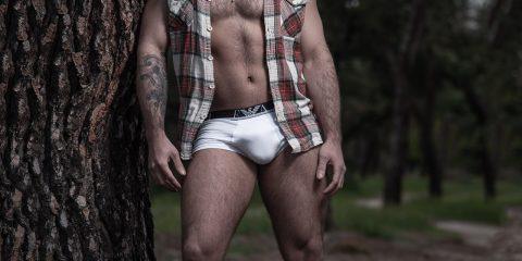 Emporio Armani underwear - Models Ricco Melo by kuros
