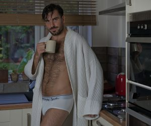 Model Rodolfo Valentino by Markus Brehm - Walking Jack underwear